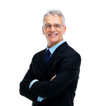 executive male
